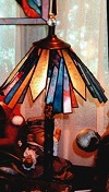 stained glass lamp-25